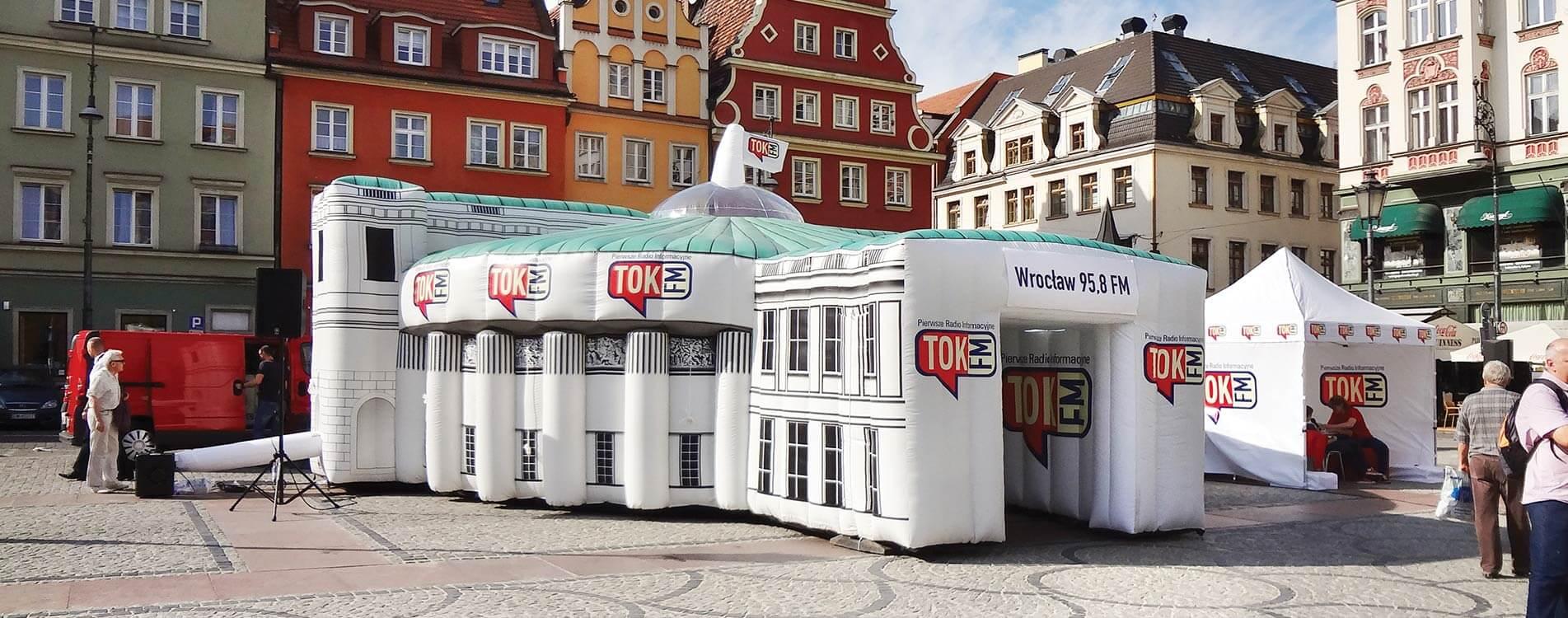 Clevair polski producent figur reklamowych