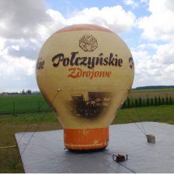 Balon-reklamowy_kropla_4m_PolczynskieZdrojowe