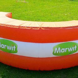 Lada dmuchana 3m Marwit - producent reklam dmuchanych Clevair