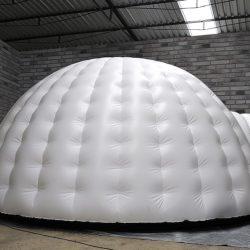 Namiot dmuchany iglo.8m
