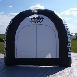Namiot reklamowy 4n4x2,5m UrbanCity