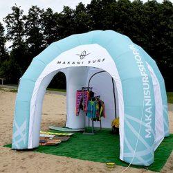 Namiot reklamowy 4x2,5m Makani
