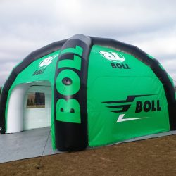 Namiot reklamowy 7x7m BOLL