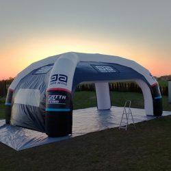 Namiot reklamowy 8x6m Gatta