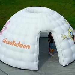 Namiot reklamowy Wulkan