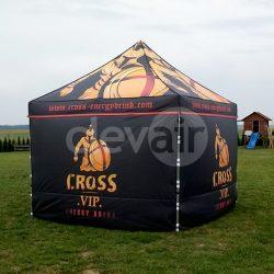 Namiot stelażowy 3x3m crossvip