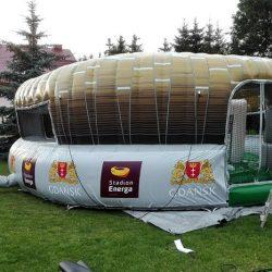 Urządzenie rekreacyjne Skakaniec 9x7,6x3m Arena Gdańsk