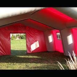 namiot medyczny specjalistyczny
